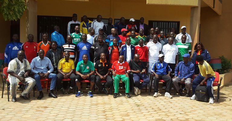 2ème CONFERENCE NATIONALE DES ENTRAINEURS D'ELITES DU BURKINA FASO